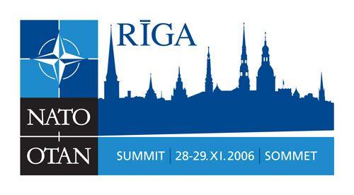 """""""Саммит НАТО 2006"""" Рига, Латвия"""
